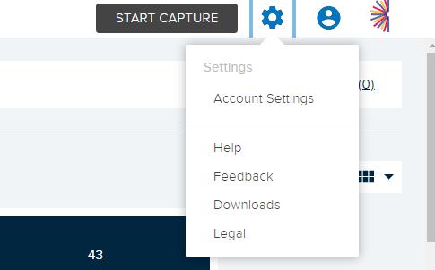 Screenshot of Echo360